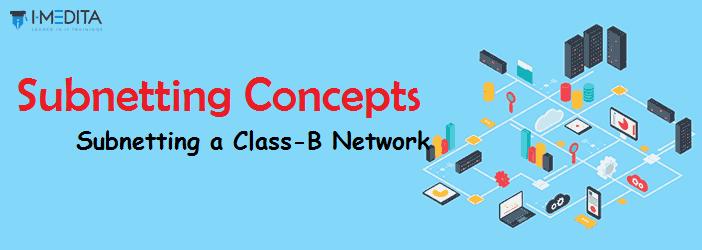 Subnetting a Class-B IP Address - I-Medita