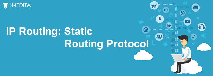 Static Routing in Network - I-Medita