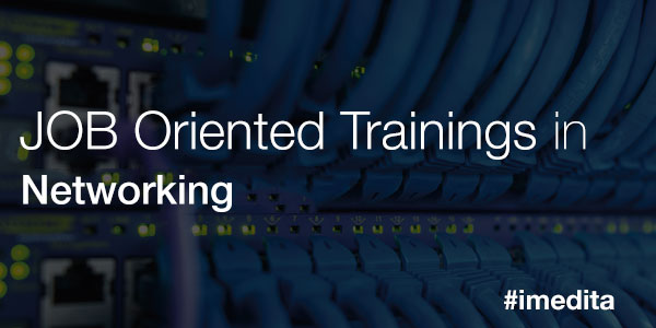 job oriented training in networking