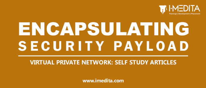 ESP: Encapsulating Security Payload