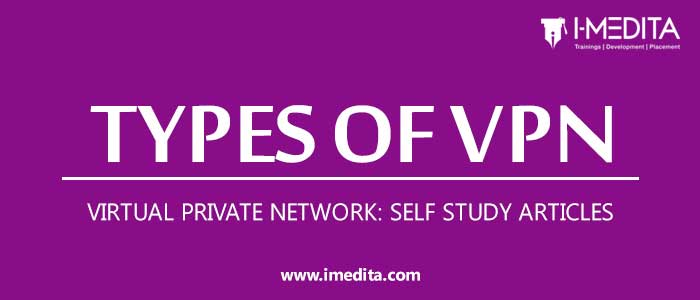 Types of VPN-Virtual Private Network