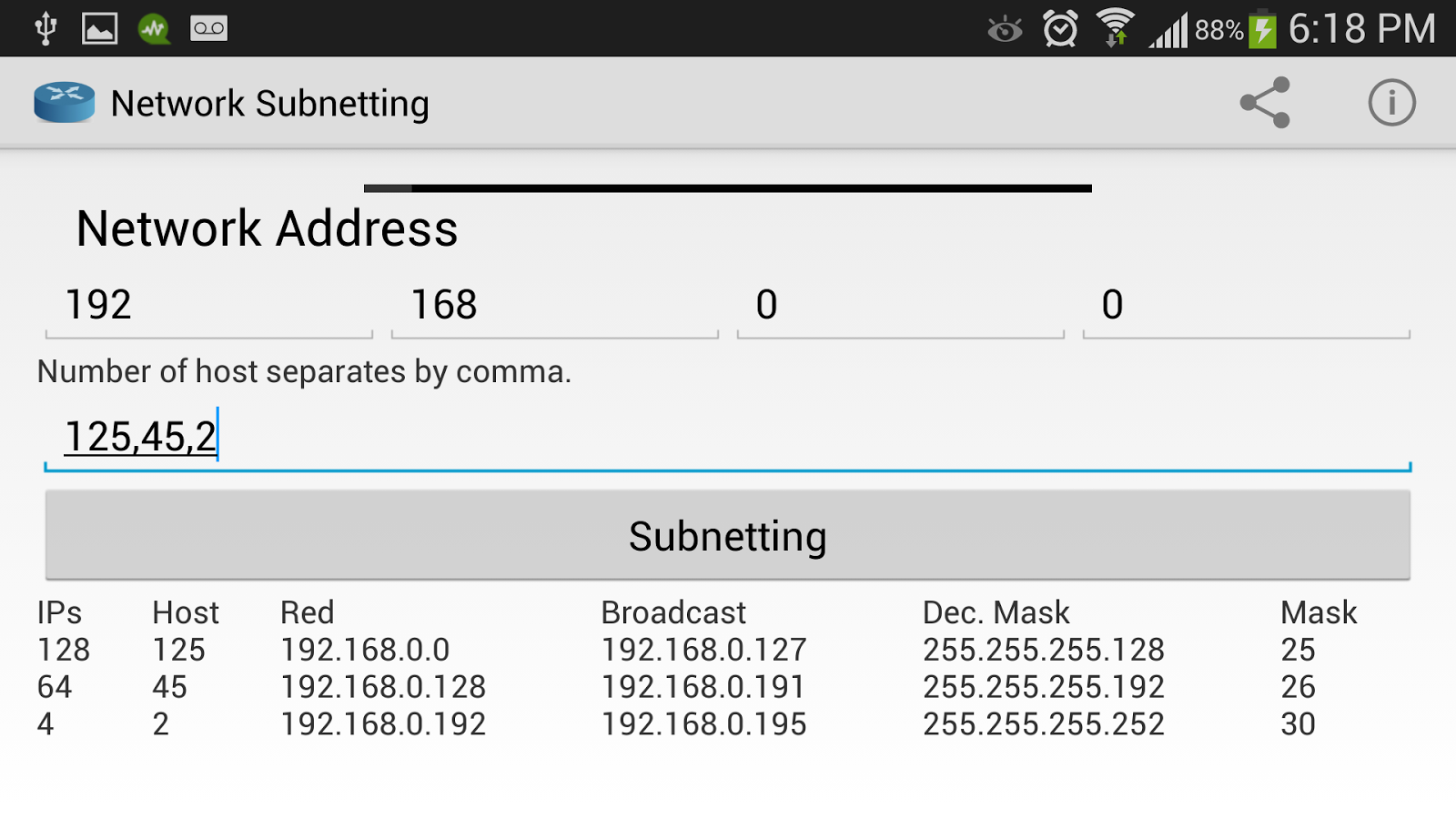 Network Subnetting for CCNA Certification