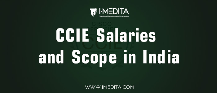 CCIE Salaries In India