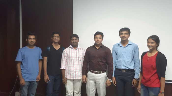 Success Story Rahul M. Mekhale