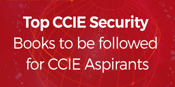 Top CCIE Security Books by I-Medita