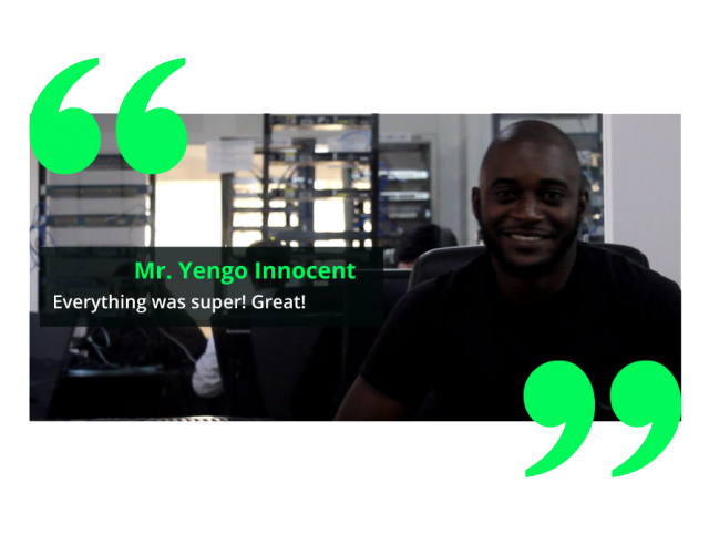 Yengo I-Medita Success Story