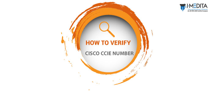 How to Verify your CCIE number
