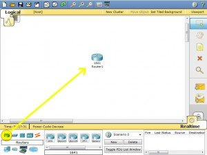 Cisco Packet Tracer 1
