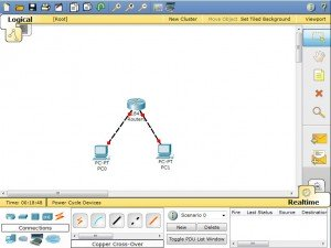 Cisco Packet Tracer 3