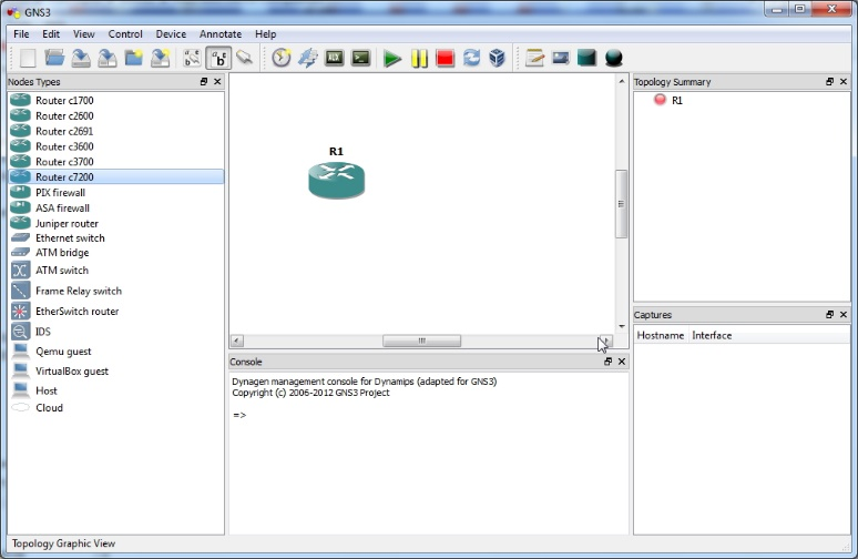 GNS3- Design and Configure 3