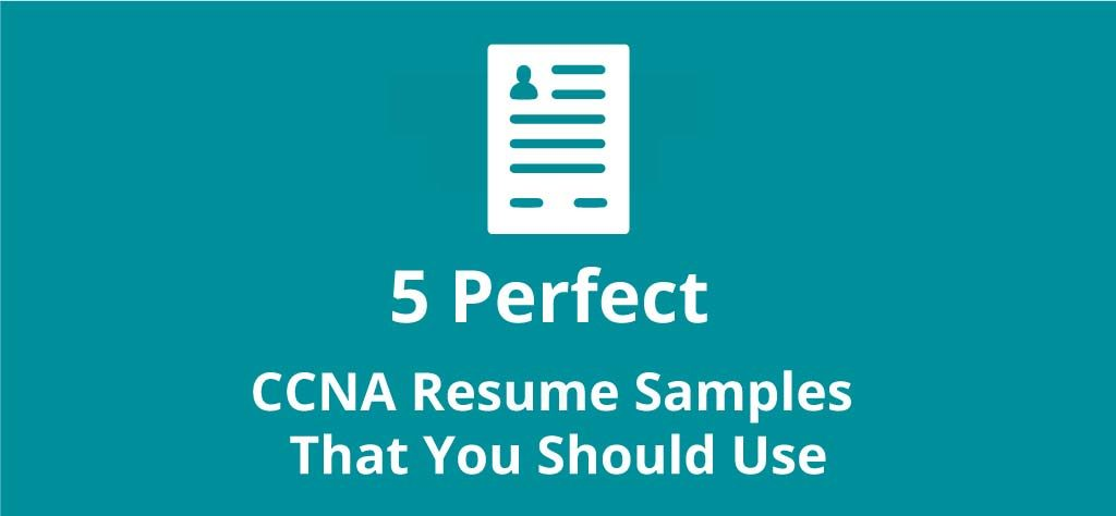 CCNA Resume Samples : Top 5 CCNA Resume Templates in  Doc