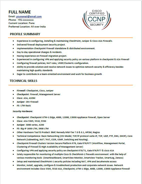 network security resume_2