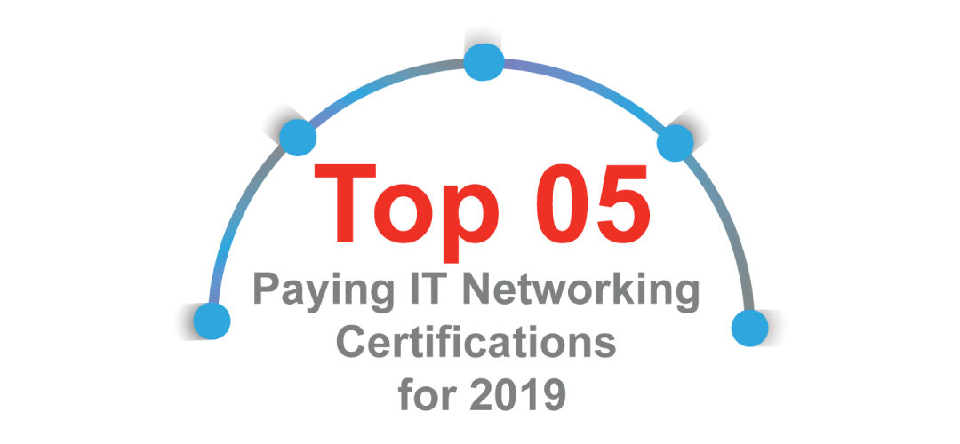 5 Top Paying IT Networking Certifications in 2019