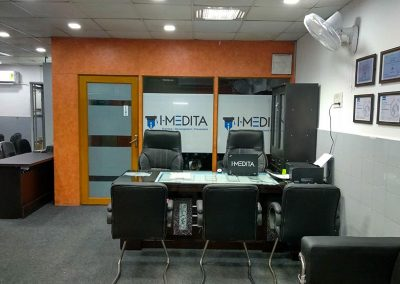 I-Medita Gurugram Office