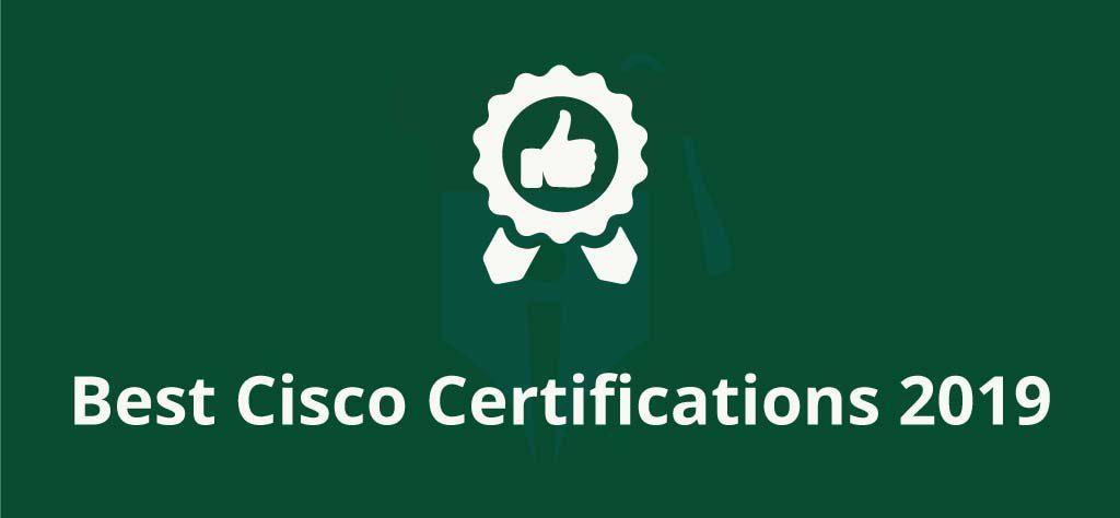 Best Cisco Certifications