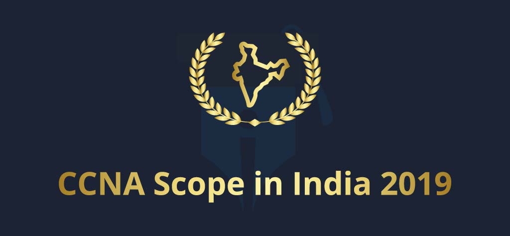 ccna scope in india