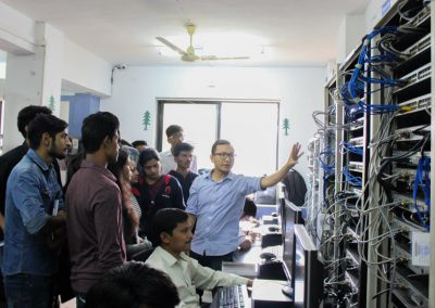 Maharashtra's Biggest Networking Labs