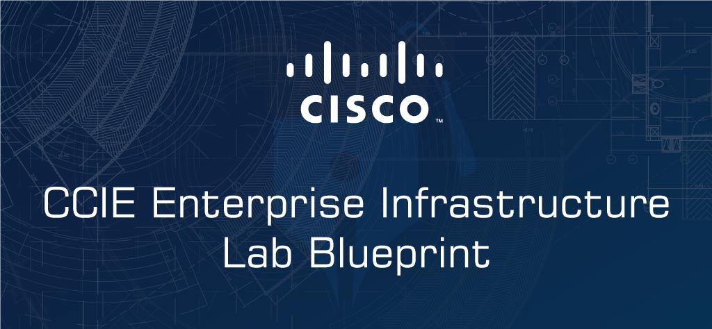 CCIE Enterprise Infrastructure Lab Blueprints and Exam Topics