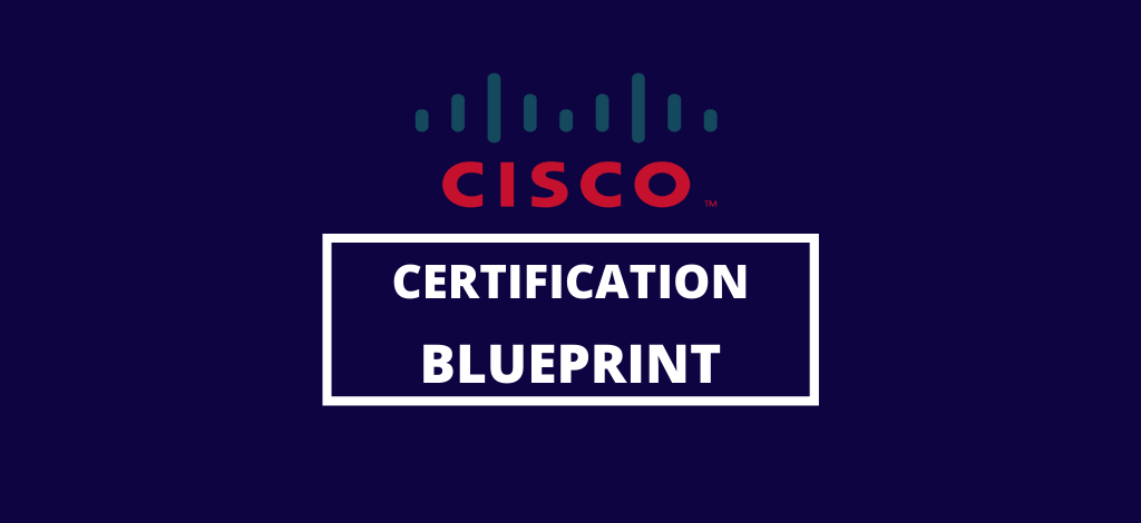Cisco Certification Blueprint