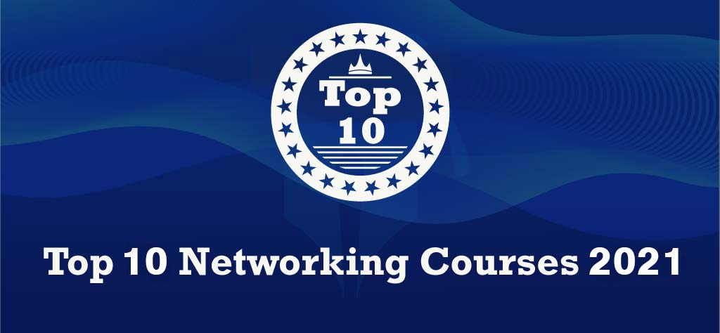 10 Top Networking Courses List 2021- Career, Exam, Job Roles